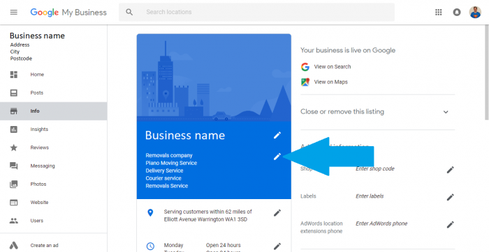 How to add or edit categories in google maps my business listing | FrKos